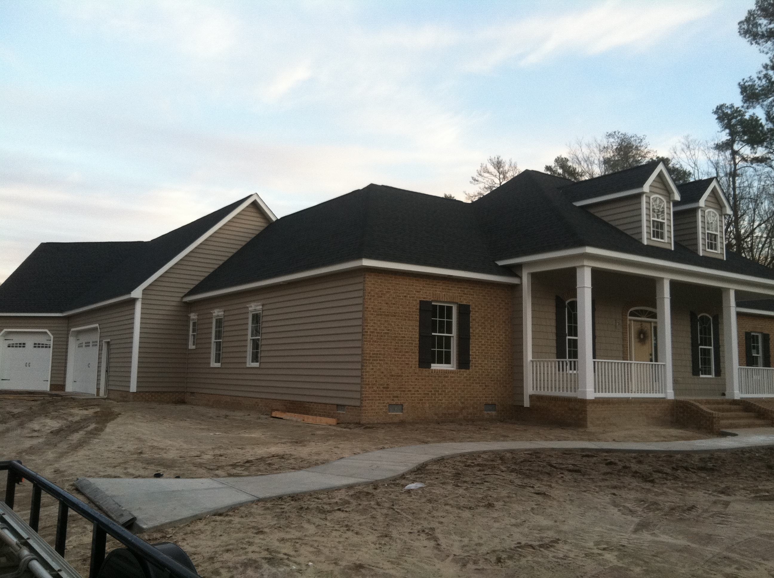 New Construction Roof Seaford, DE