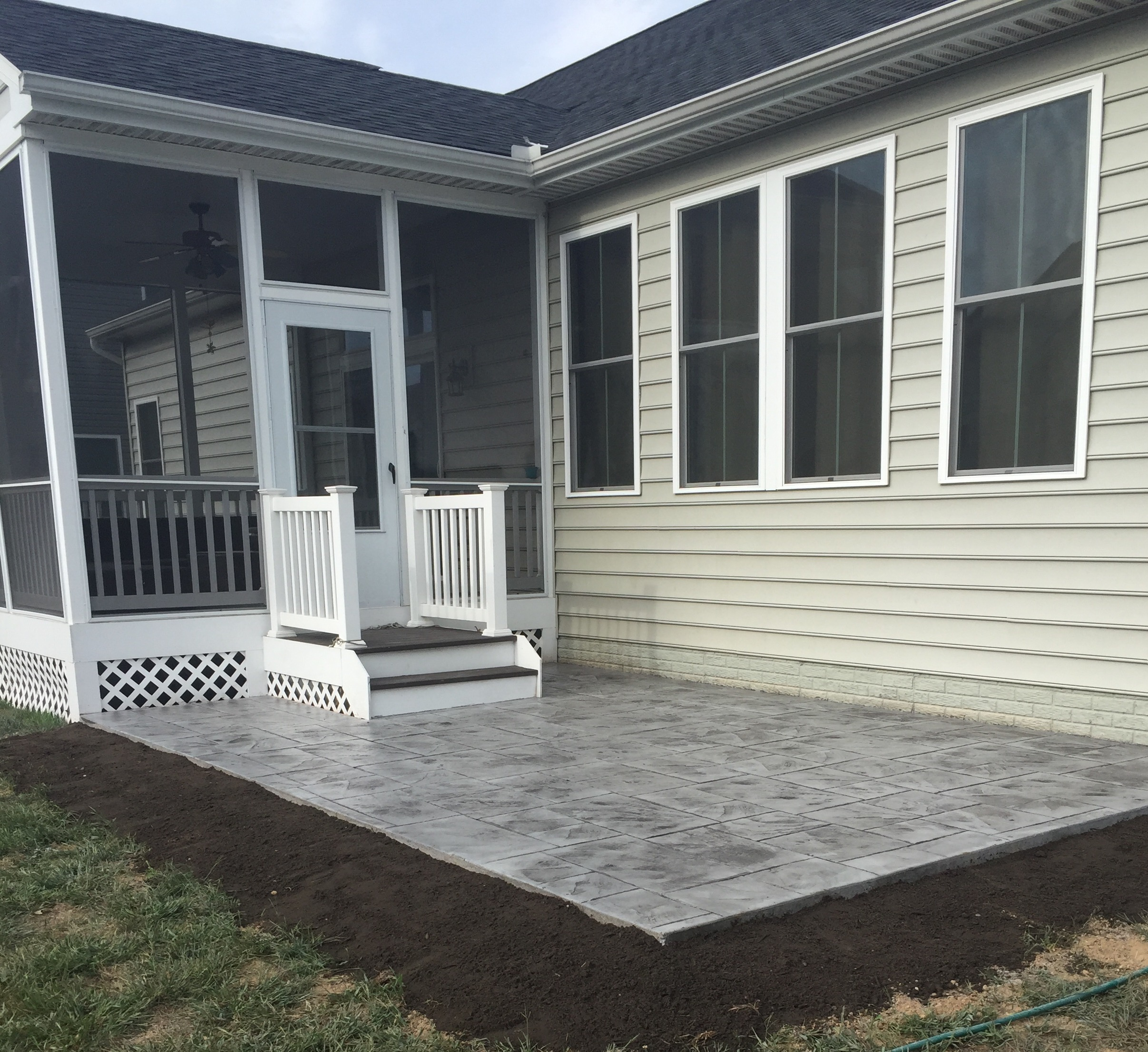 Stamed Concrete Rehoboth