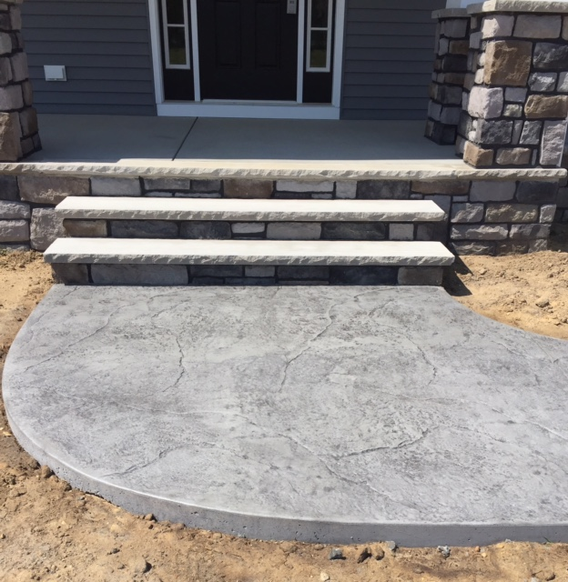 Stamped Concrete Milford