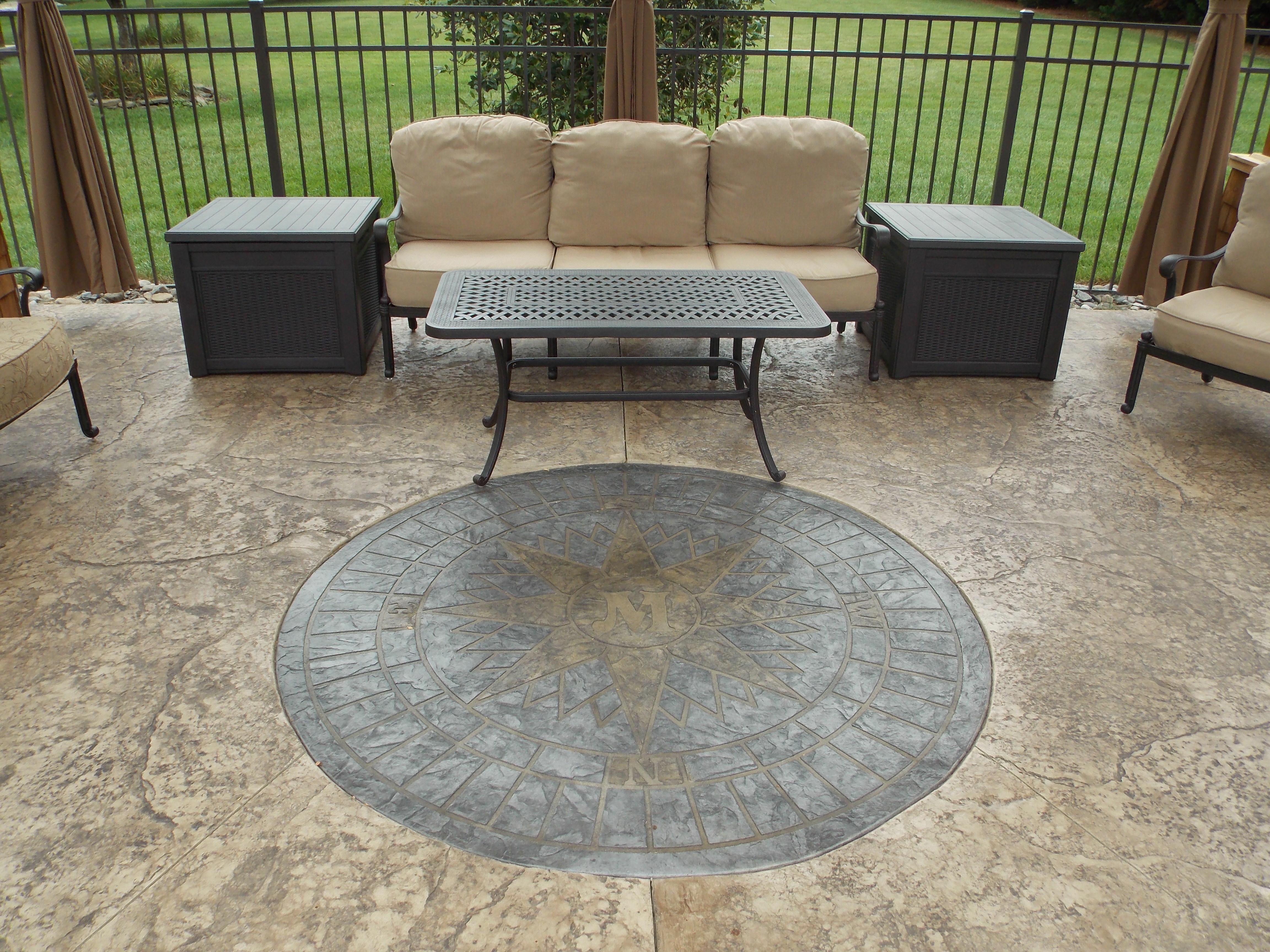 Stamped Concrete Smyrna