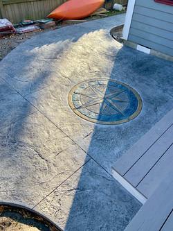 Stamped Concrete Milton DE