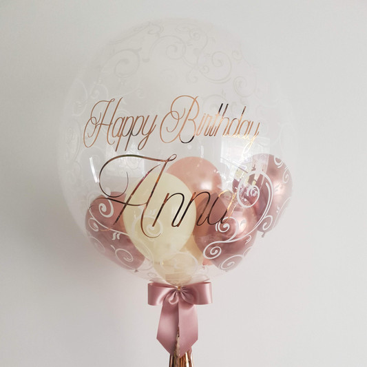Large 24inch Bubble Balloon