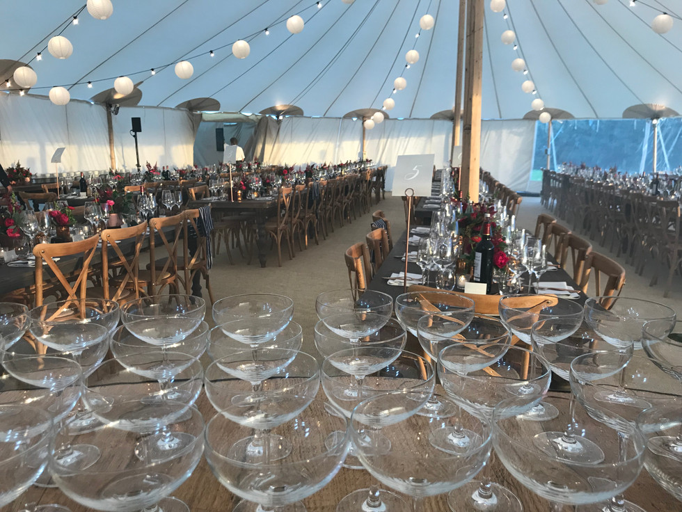 corporate events in the food industry