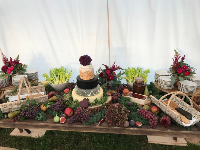 food styling for events and photography