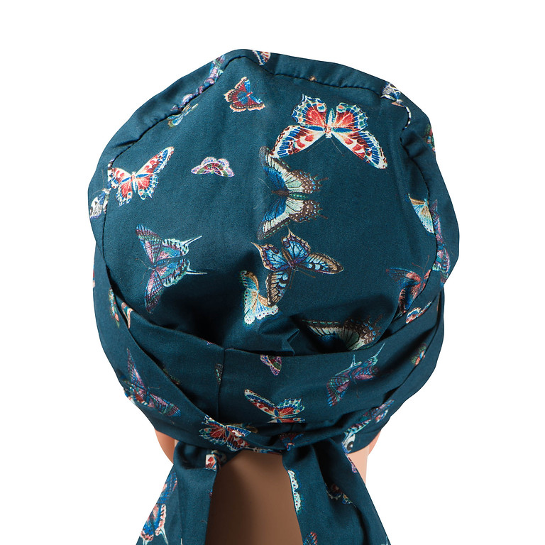 FREE Online Headwrappers Scarf Tying & Scalp Care