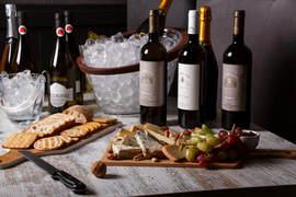 Wine tasting restaurant in brockenhurst