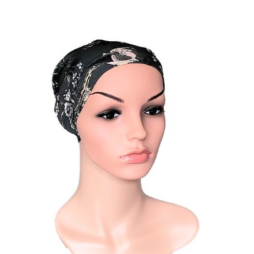 Charley Chemo Beanie for Hairloss in Grey