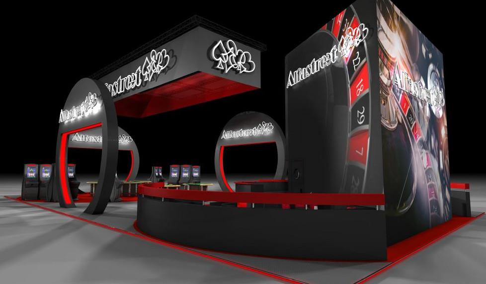 Alfastreet exhibition stand designer UK
