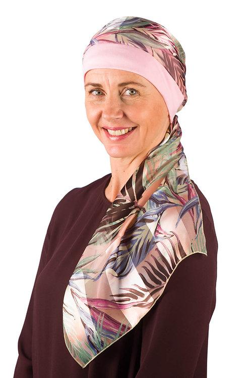 Ella Cancer Hat and Head Scarf