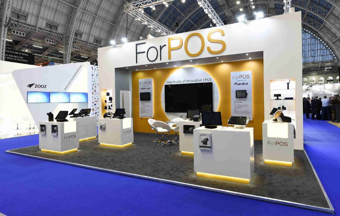 FOR POS New exhibition stand