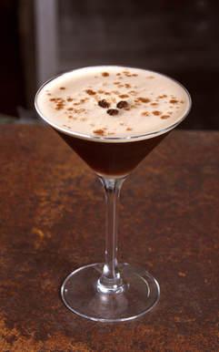 cocktails at enzee brockenhurst