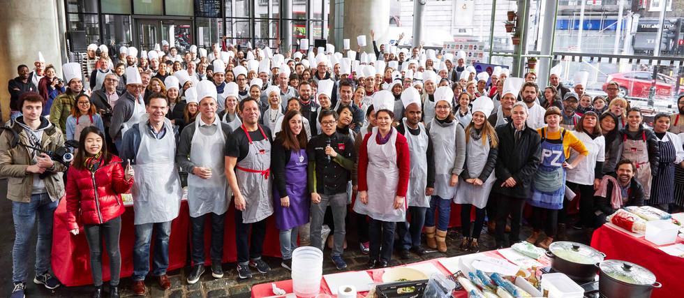 school of wok #wokfor1000