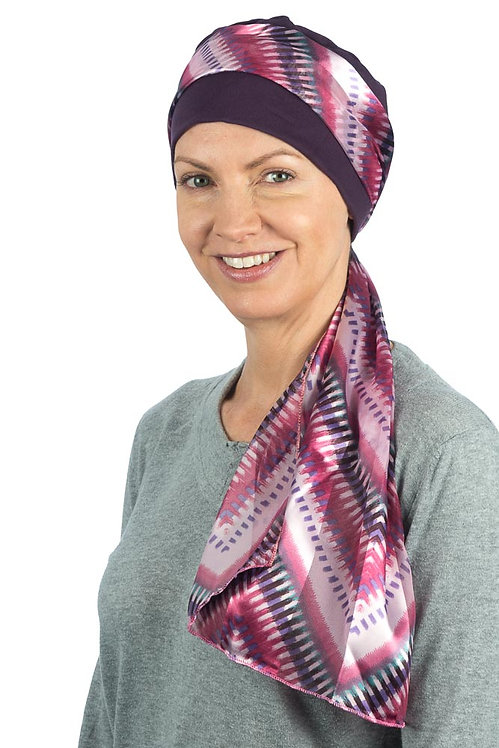 Malena Chemo Head Scarf With Hat