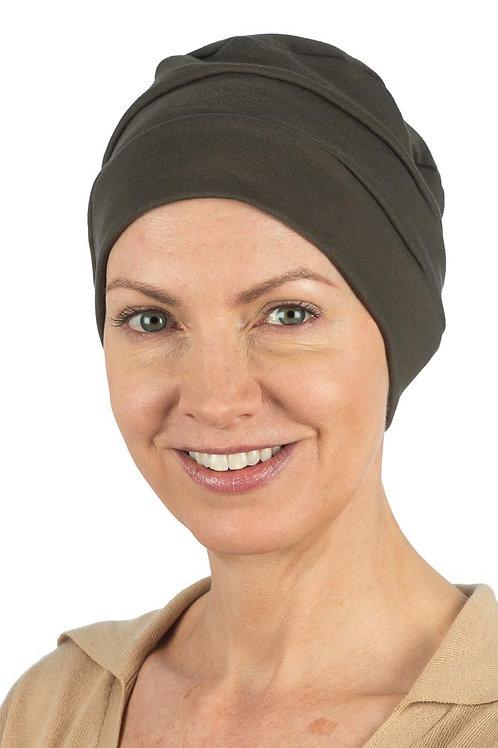 Lucy Chemo Hat Mocha
