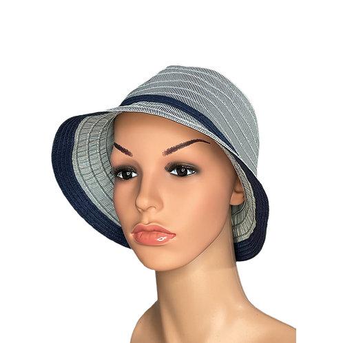 Helena Sun Hat Navy