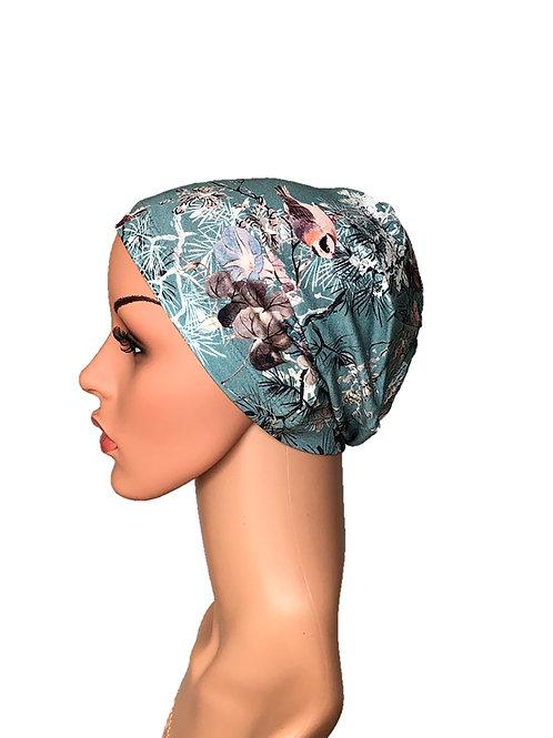 Molly Chemo Beanie/Sleep Hat for Hairloss