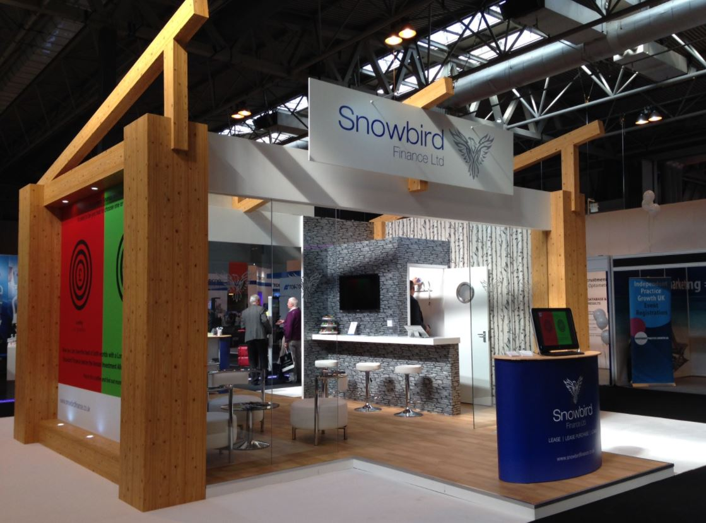 snowbird trade fair design