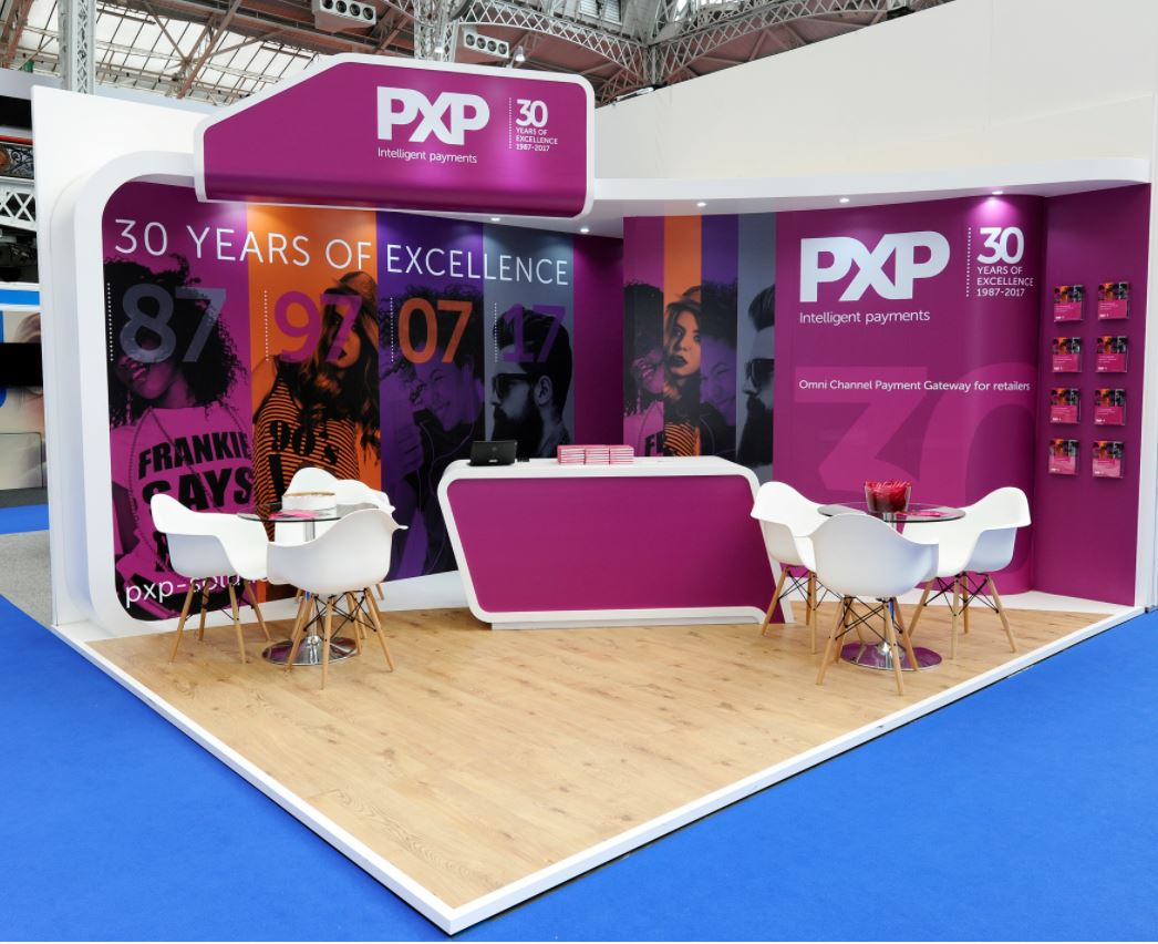 PXP stand builder