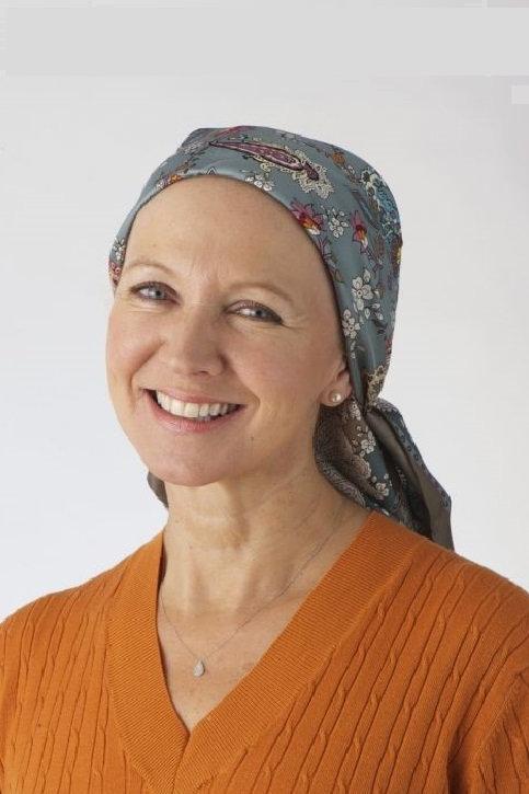 Natalie Silk Chemo Head Scarf