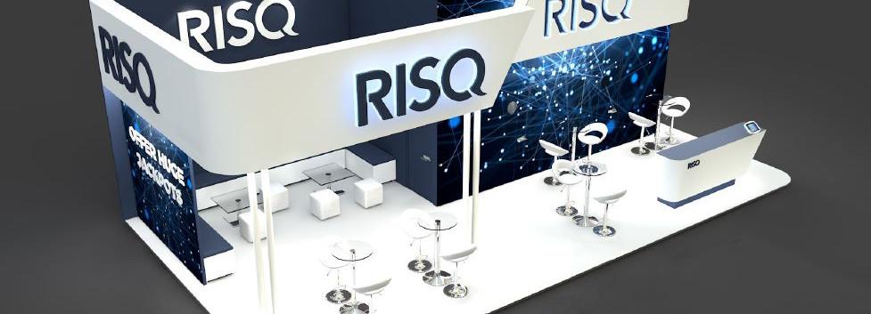 Risq exhibition stand designer