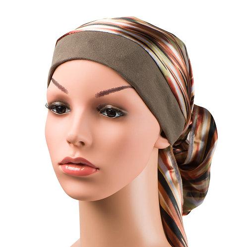 Amy Chemo Hat & Head Scarf