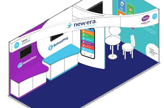 New Era exhibition stand design