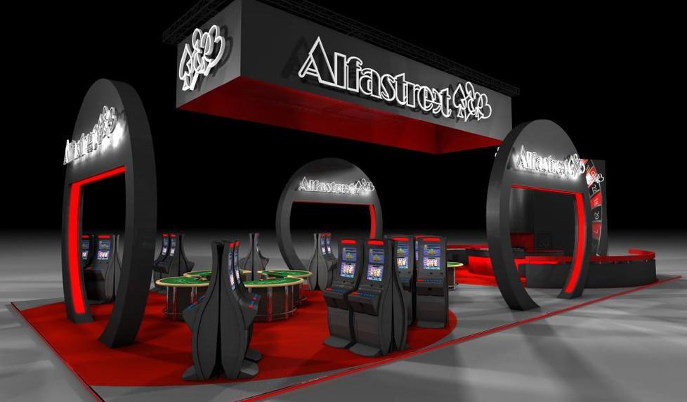 Alfastreet exhibition stand designer