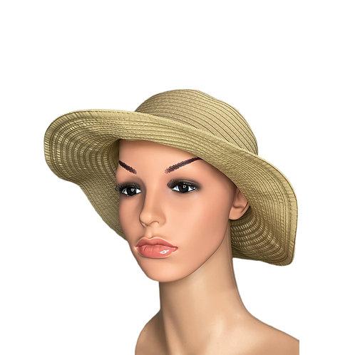 Angelina Sun Hat Camel