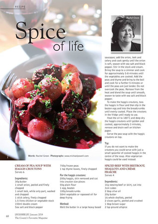 rachel green food writer