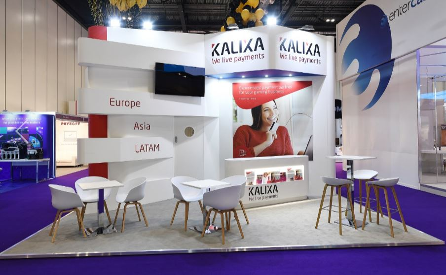 ESM-UK Exhibition Stand Manufacturer Trade show booth design ideas