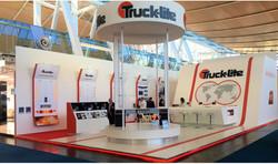 Trucklite trade fair stand