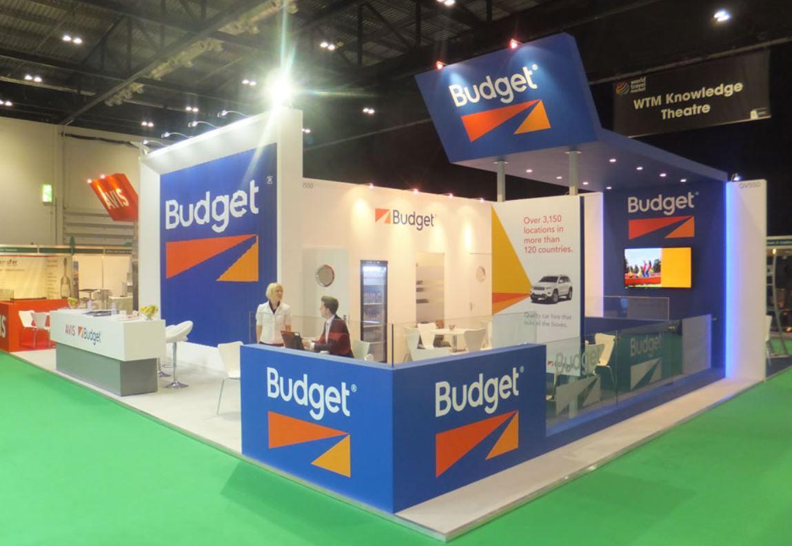 Budget stand designer and builder