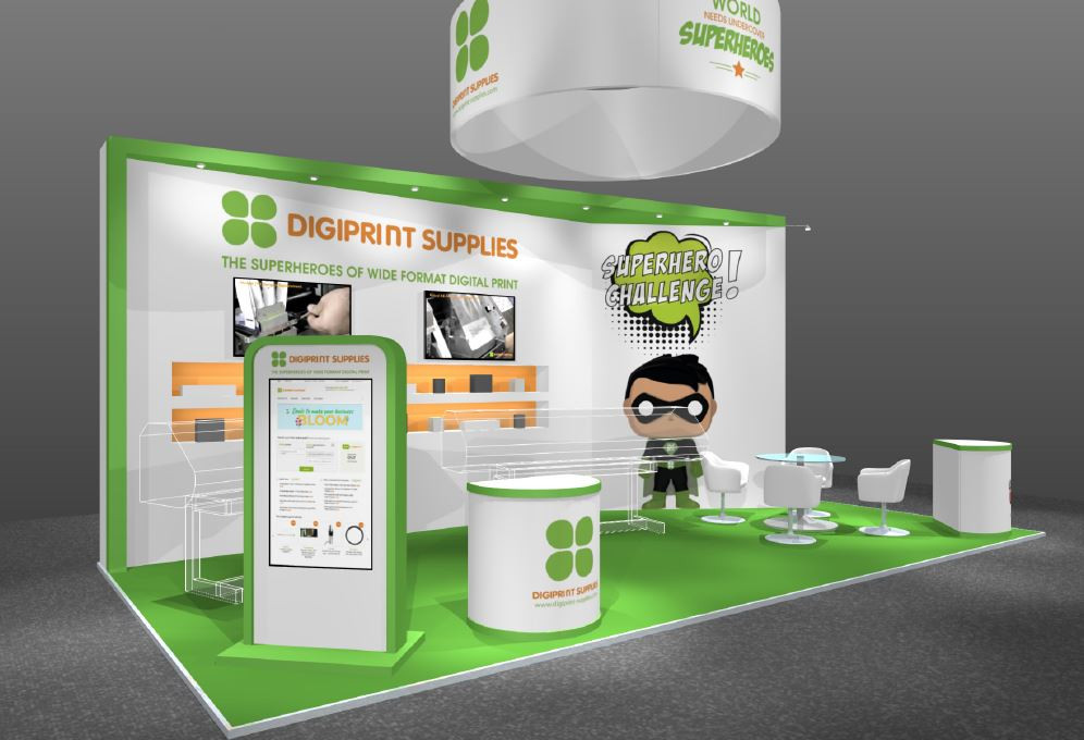 Small Exhibition Stands : Esm uk small exhibition stand designers kent