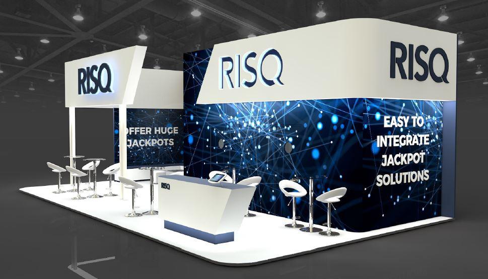 Risq exhibition stand design