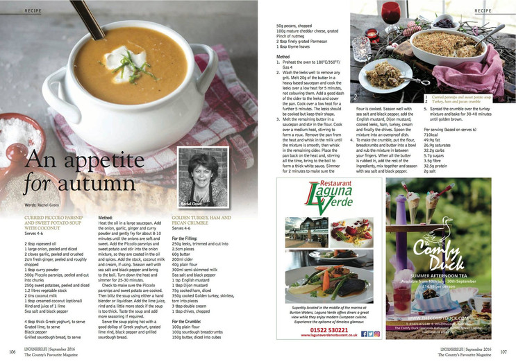 chef rachel green recipe development