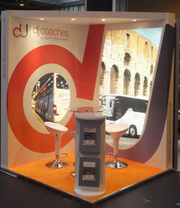 Shell Scheme Exhibition Stands : The benefits of a shell scheme exhibition stand