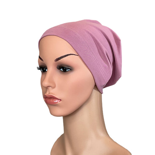 Molly Chemo Beanie for Cancer Patients - Heather