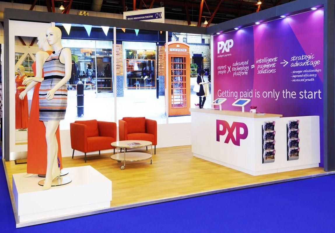 ESM-UK Exhibition Stand Manufacturer Trade show booth design ideas