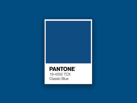Spring 2020 Colour Trend: Classic Blue