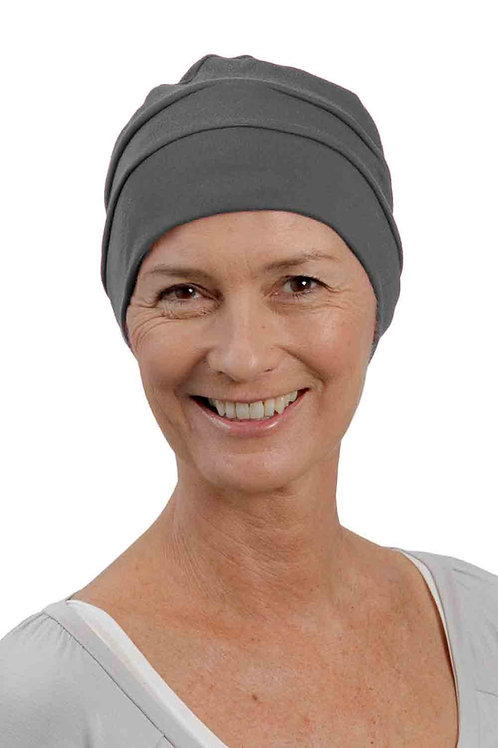 Lucy Chemo Hat Slate Grey