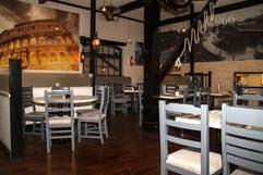 Enzee restaurant image brockenhurst