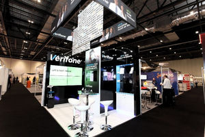 Small Modular Exhibition Stands : Maximising space with modular exhibition stands