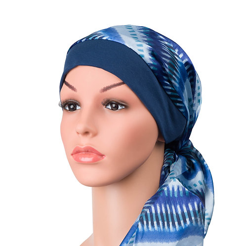 Fiona Chemo Head Scarf And Hat