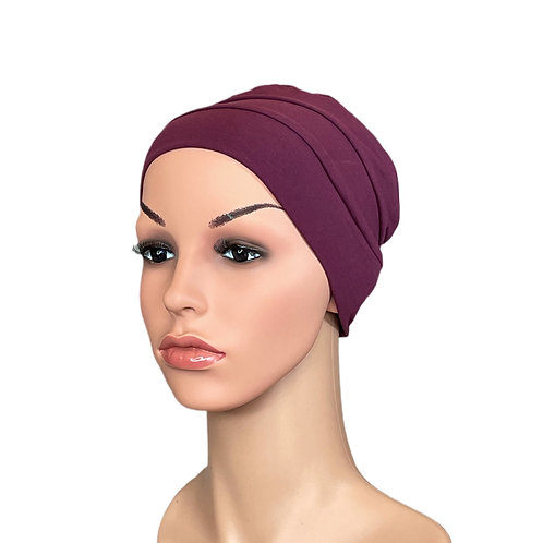 Lucy Chemo Hat/Chemo Beanie Berry