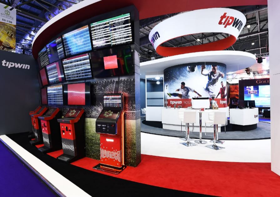 Tipwin exhibition stand design