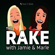 The Rake podcast logo