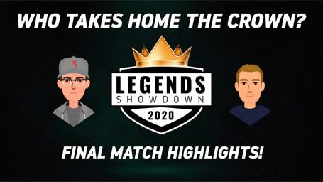 Legends Showdown Highlights