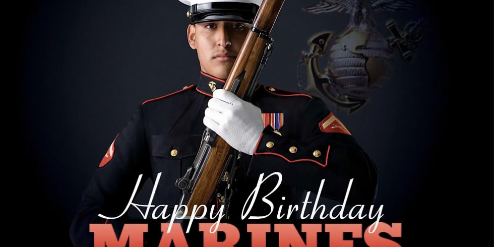 Operation Happy 244th Birthday United States Marine Corps