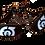 Thumbnail: Flugsau Poignées de frein FAT édition (avec sticks)