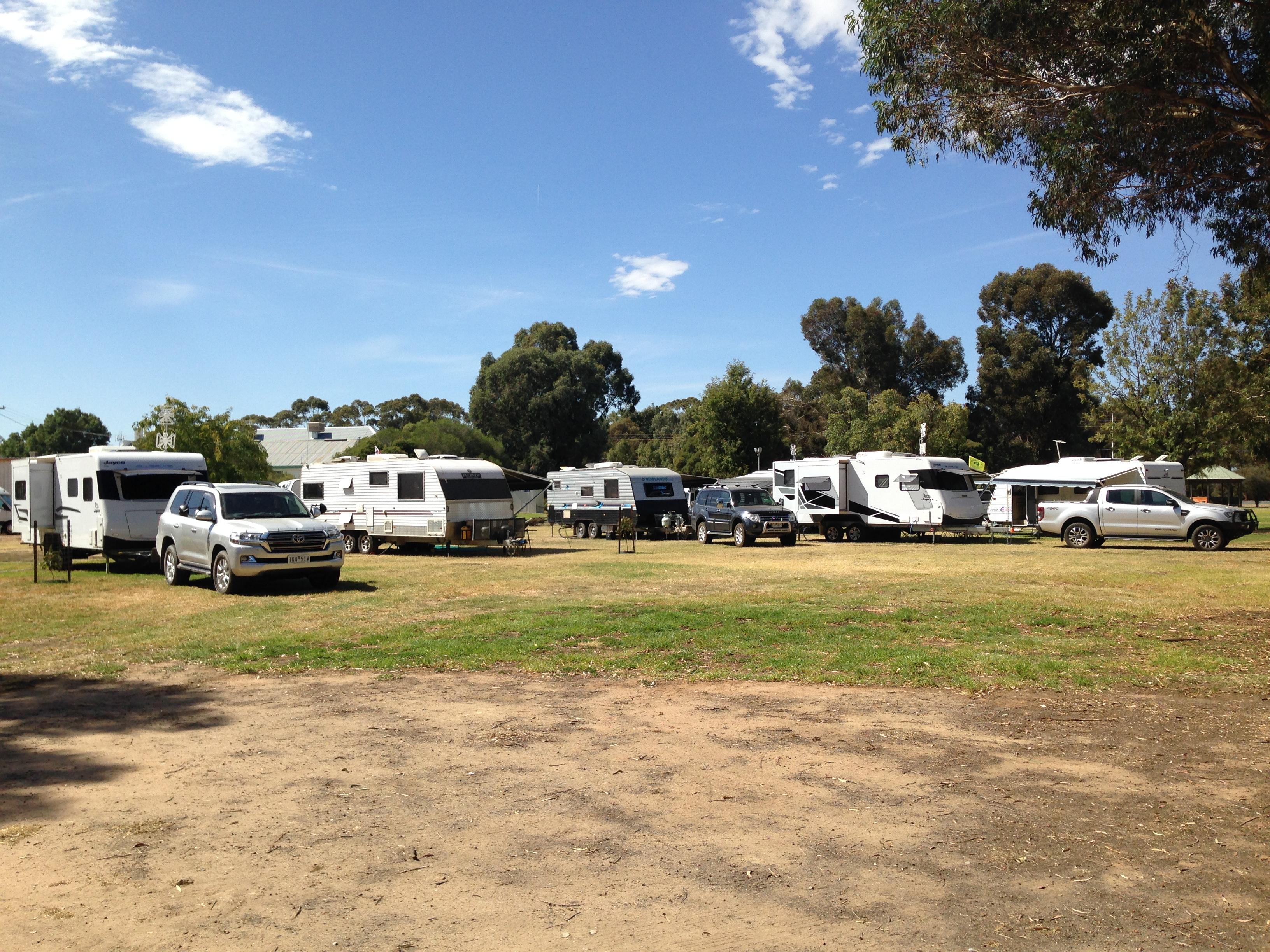 Camping - Caravans